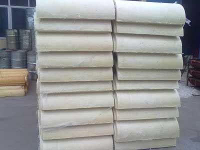 供应预制聚氨酯保温材料