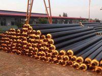 北京御汤山温泉管道保温工程